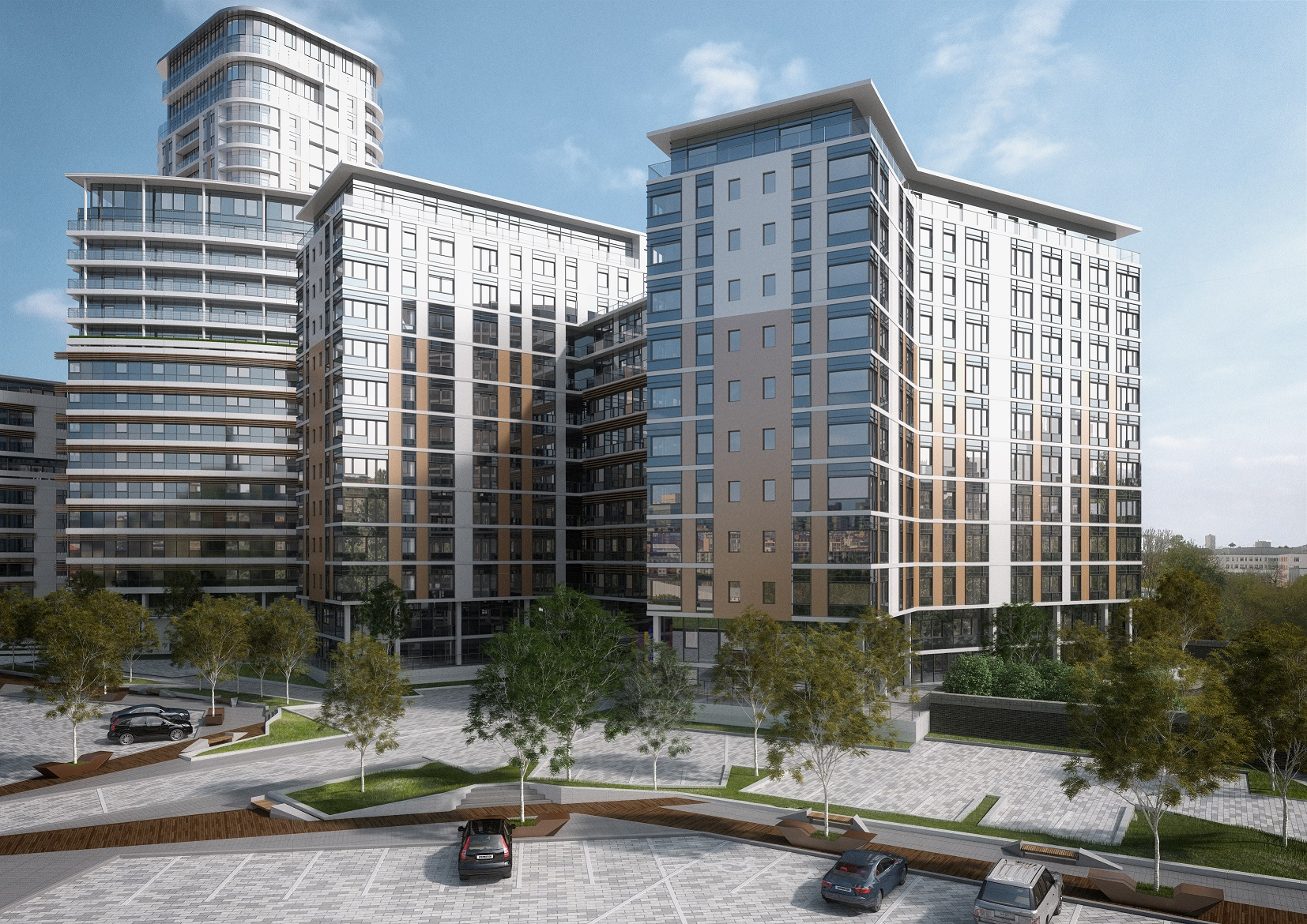 Latimer Clarion Housing Group S Development Company Has Acquired A Site In Salford Quays On Which It Will Deliver 272 New Apartments